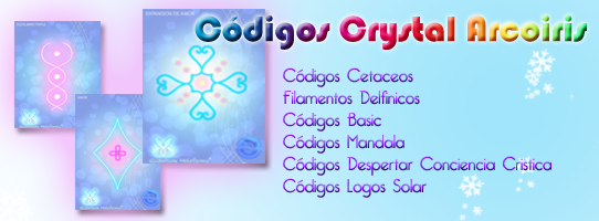 banner cristal arcoiris